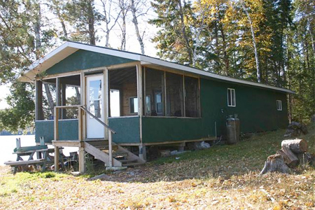 Mount Lake Outpost, Manion Lake Camp, Ontario Canada