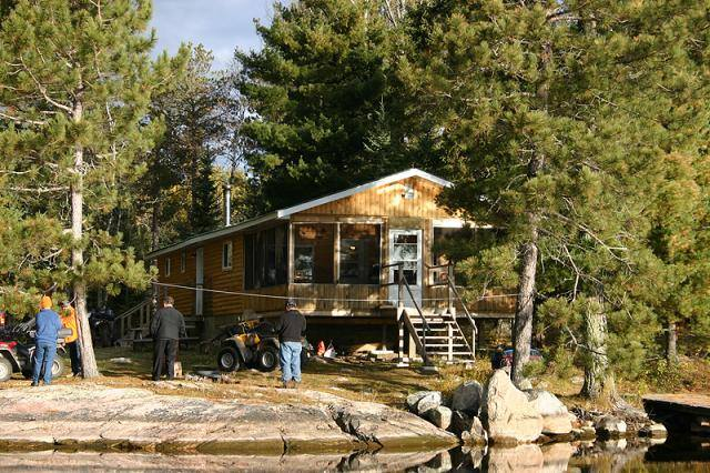 Hyatt's Manion Lake Camp Cabin 3